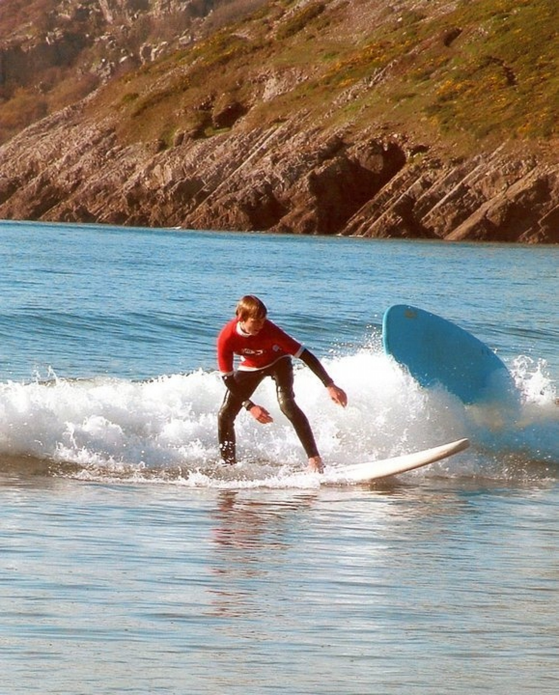 Aled Lewis's photo of Caswell Bay
