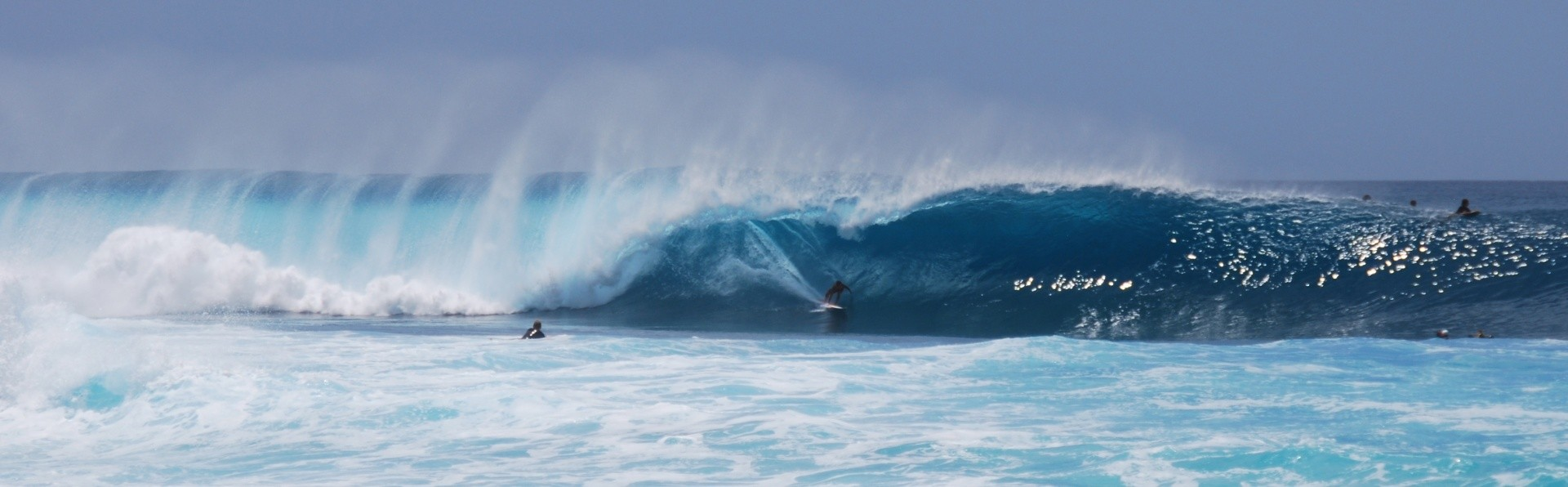 Colin Avery's photo of Pipeline & Backdoor