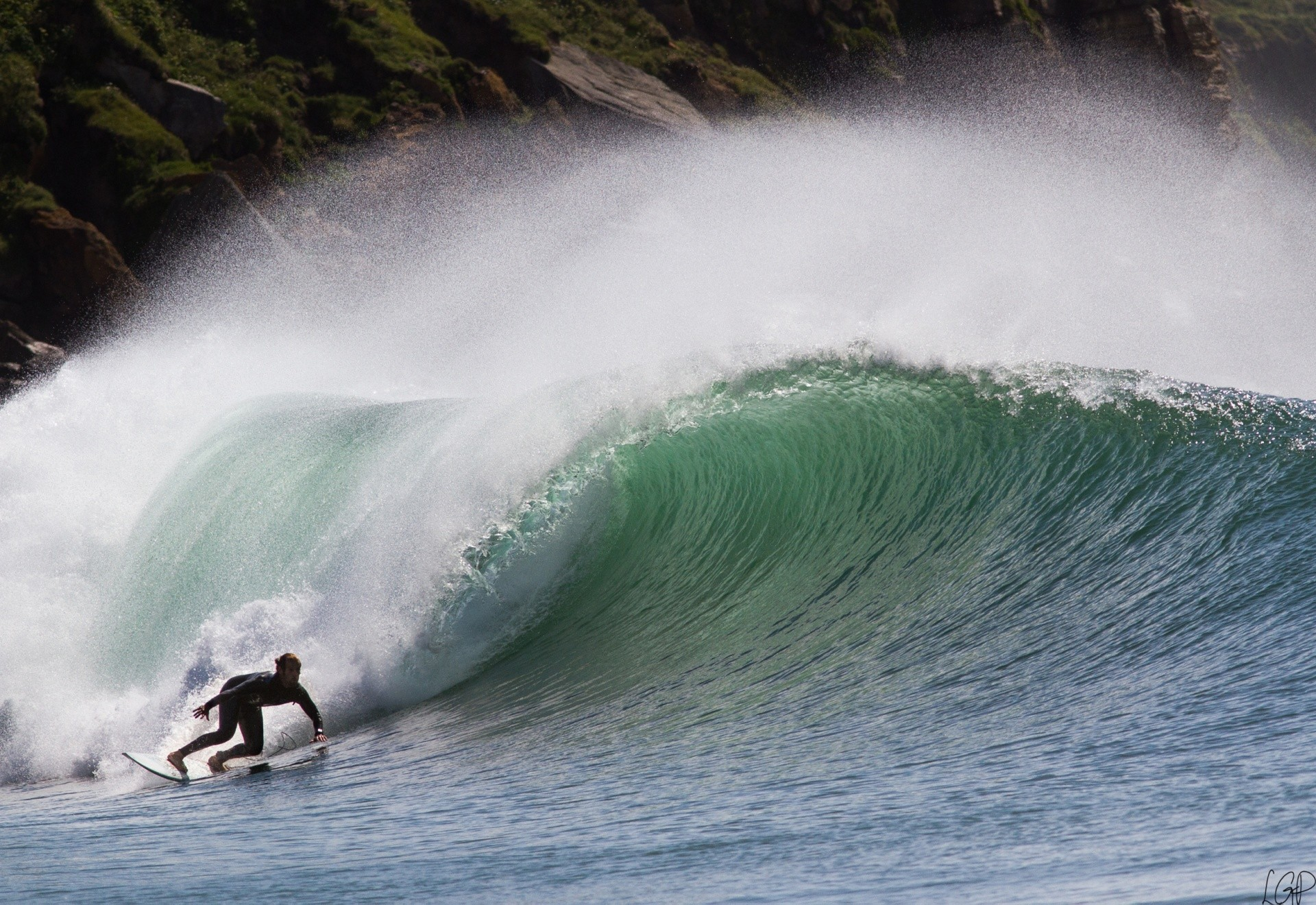 Luke Gartside's photo of Santander (El Sardinero)