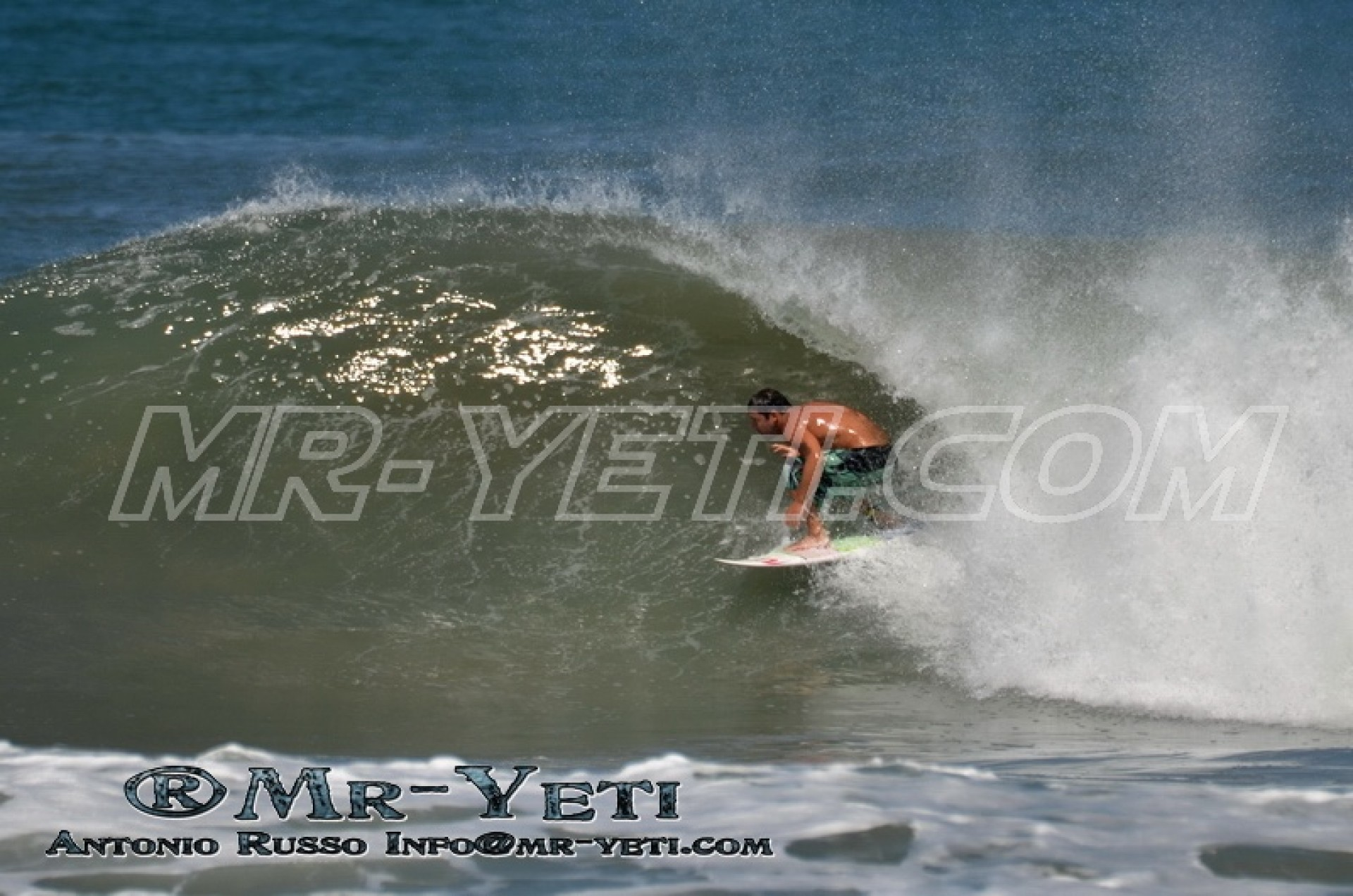 Mr-Yeti's photo of Playa Santa Teresa