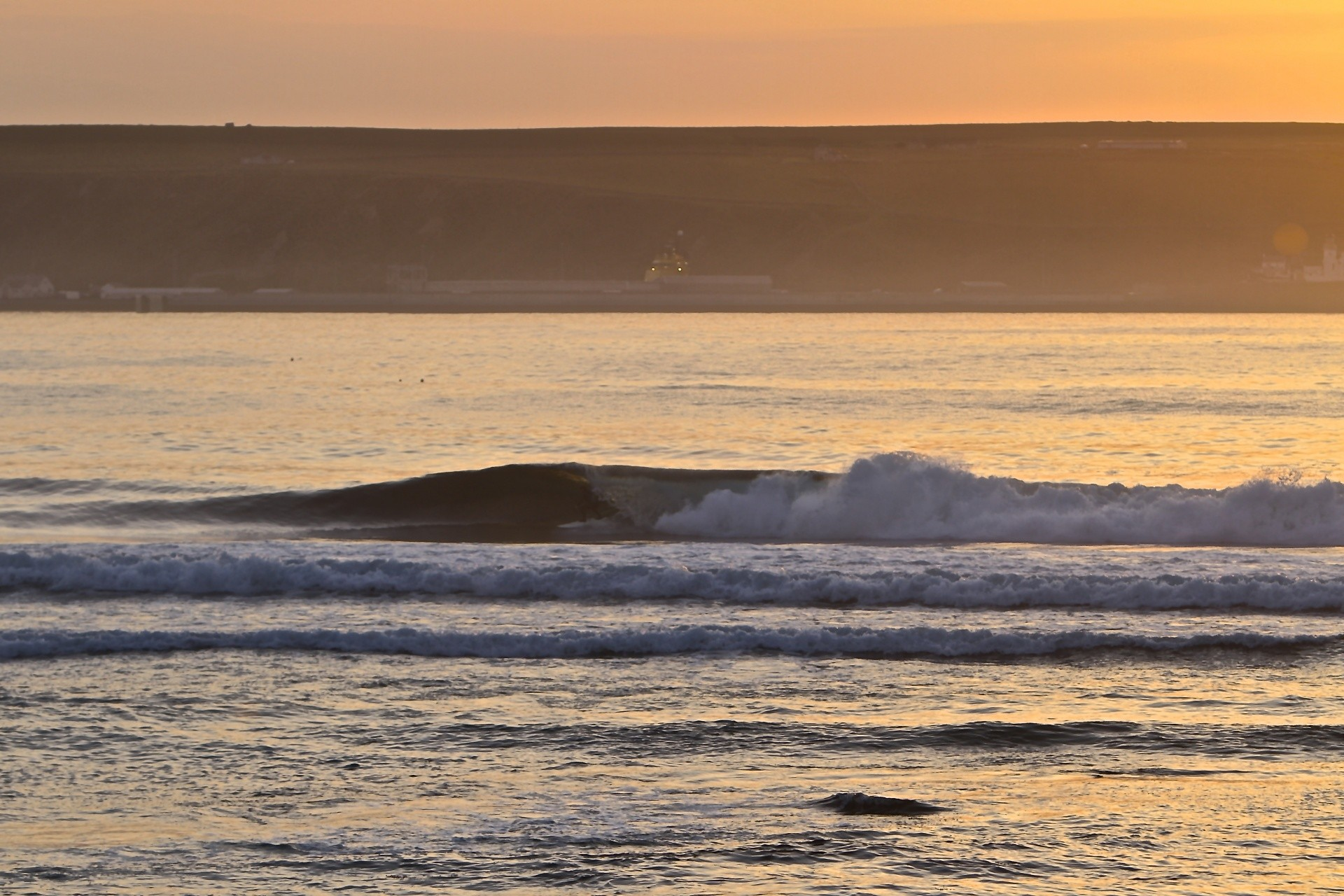 mr palmer's photo of Thurso East