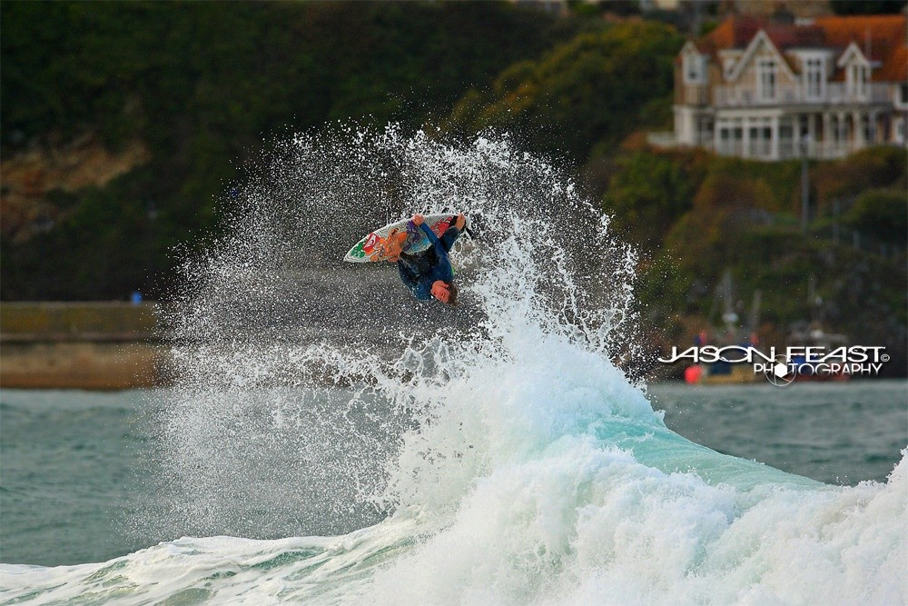 Jason Feast's photo of Newquay - Tolcarne Wedge