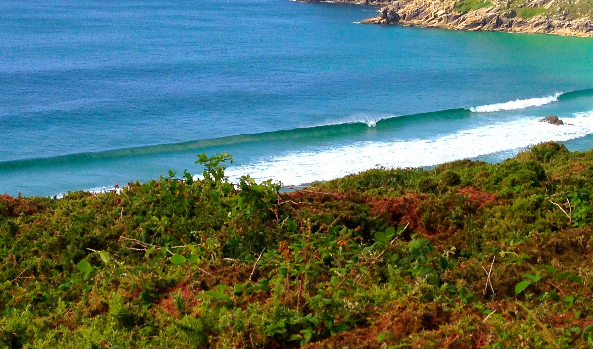 Nomad's photo of Newquay - Fistral North