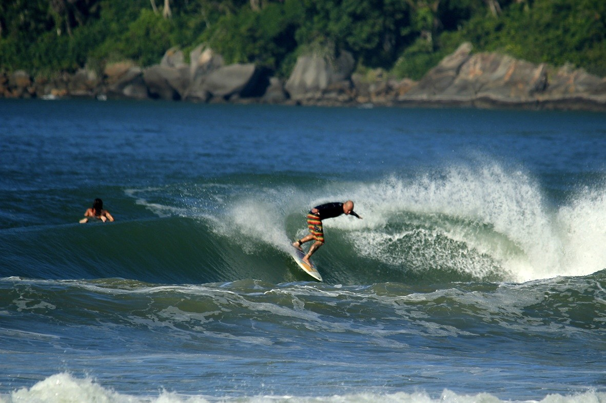 Ike Padangtattoo's photo of Praia do Tombo