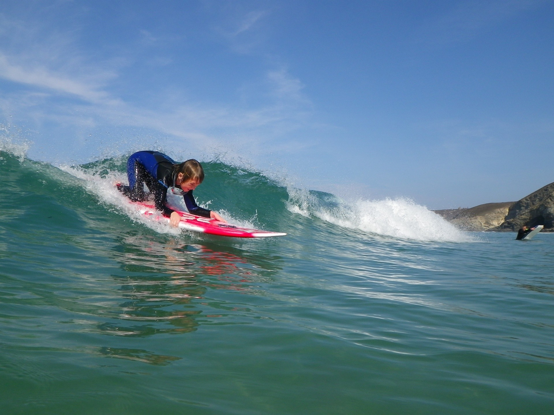 Tim Brookes's photo of Porthtowan