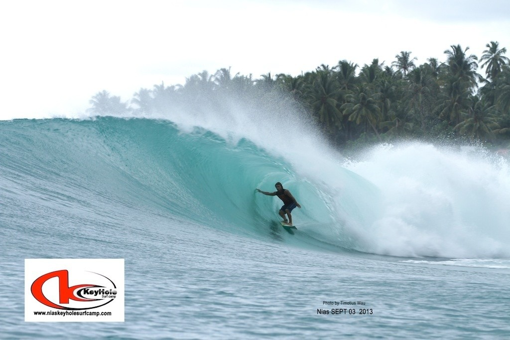 KeyHole Surf Camp's photo of Lagundri Bay - The Point