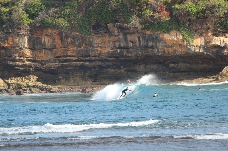 panorama surfguiding's photo of Pacitan