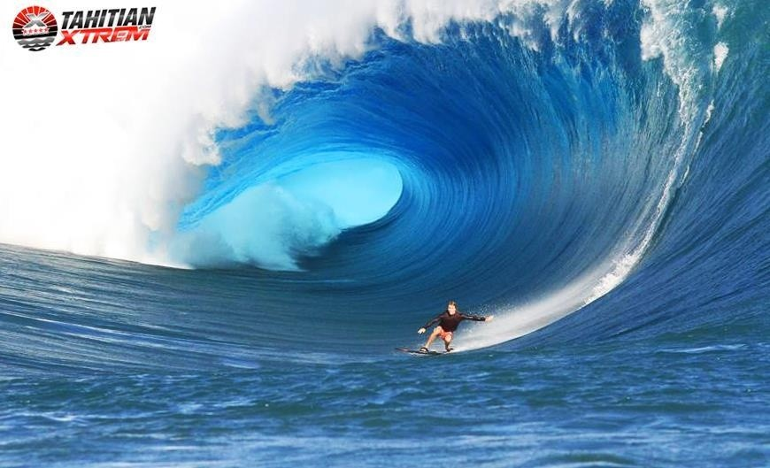 Raimana Lehartel's photo of Teahupoo