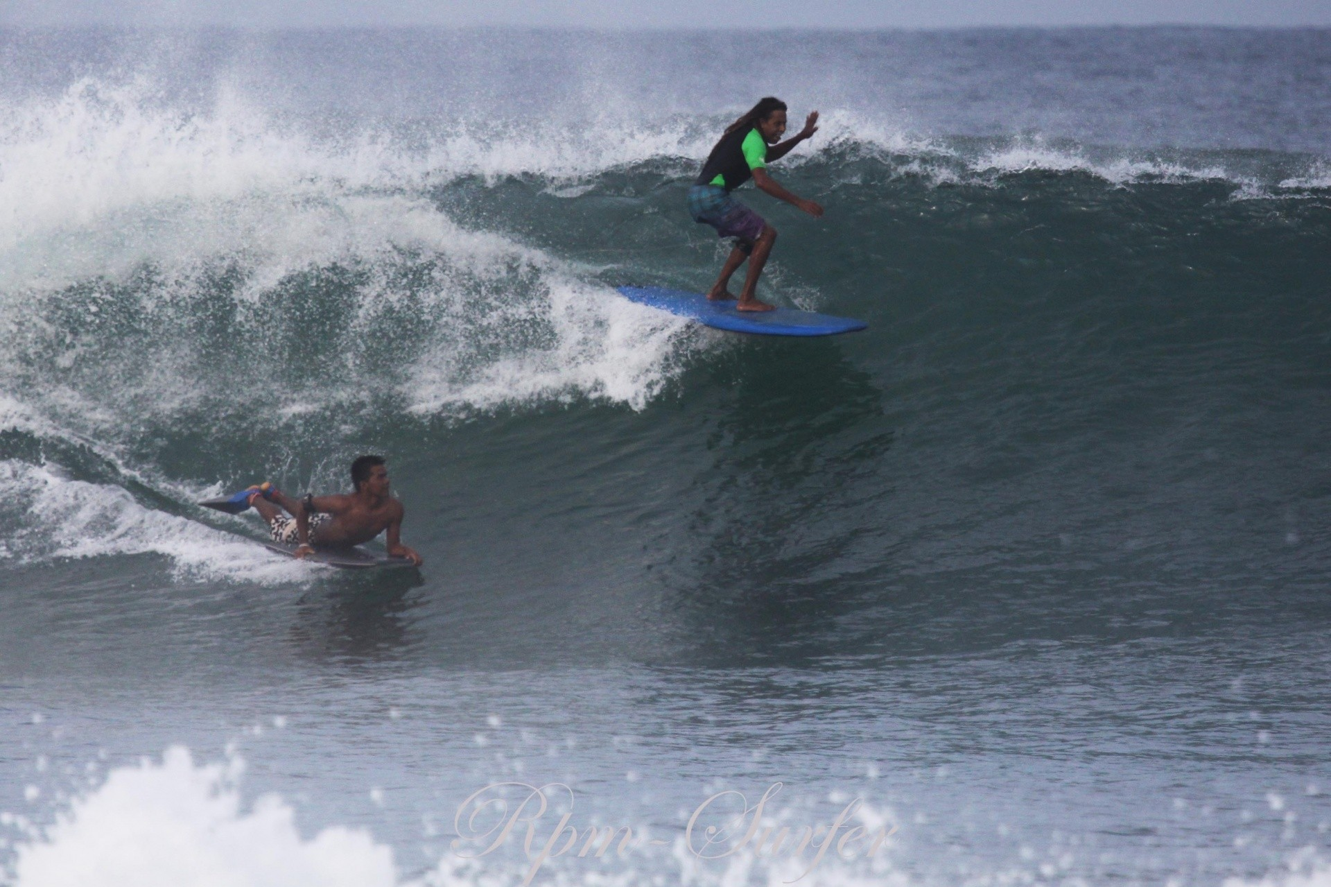 Rpmsurfer Lonnie Caruthers's photo of La Punta - Playa Zicatela