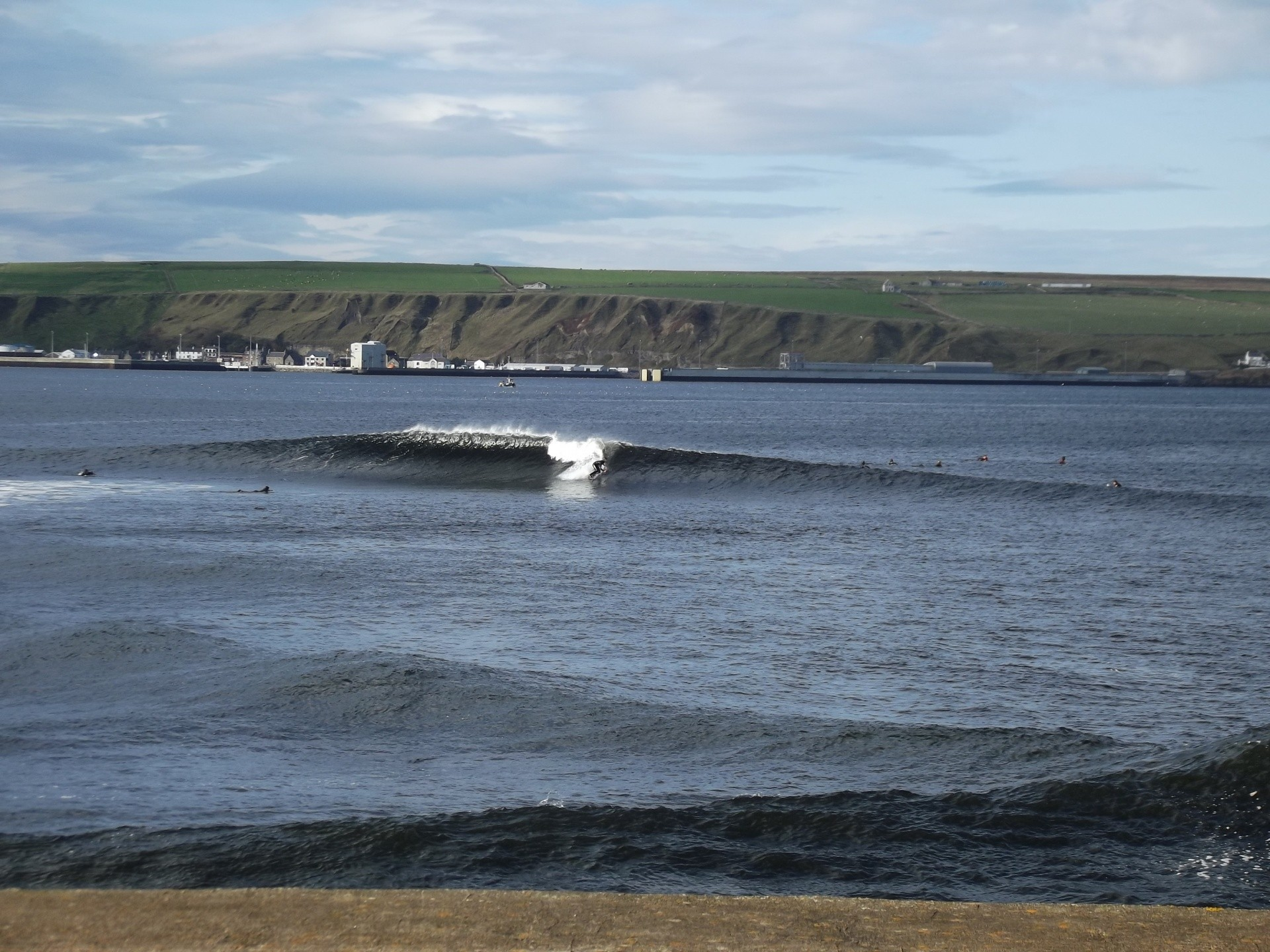 dragger's photo of Thurso East