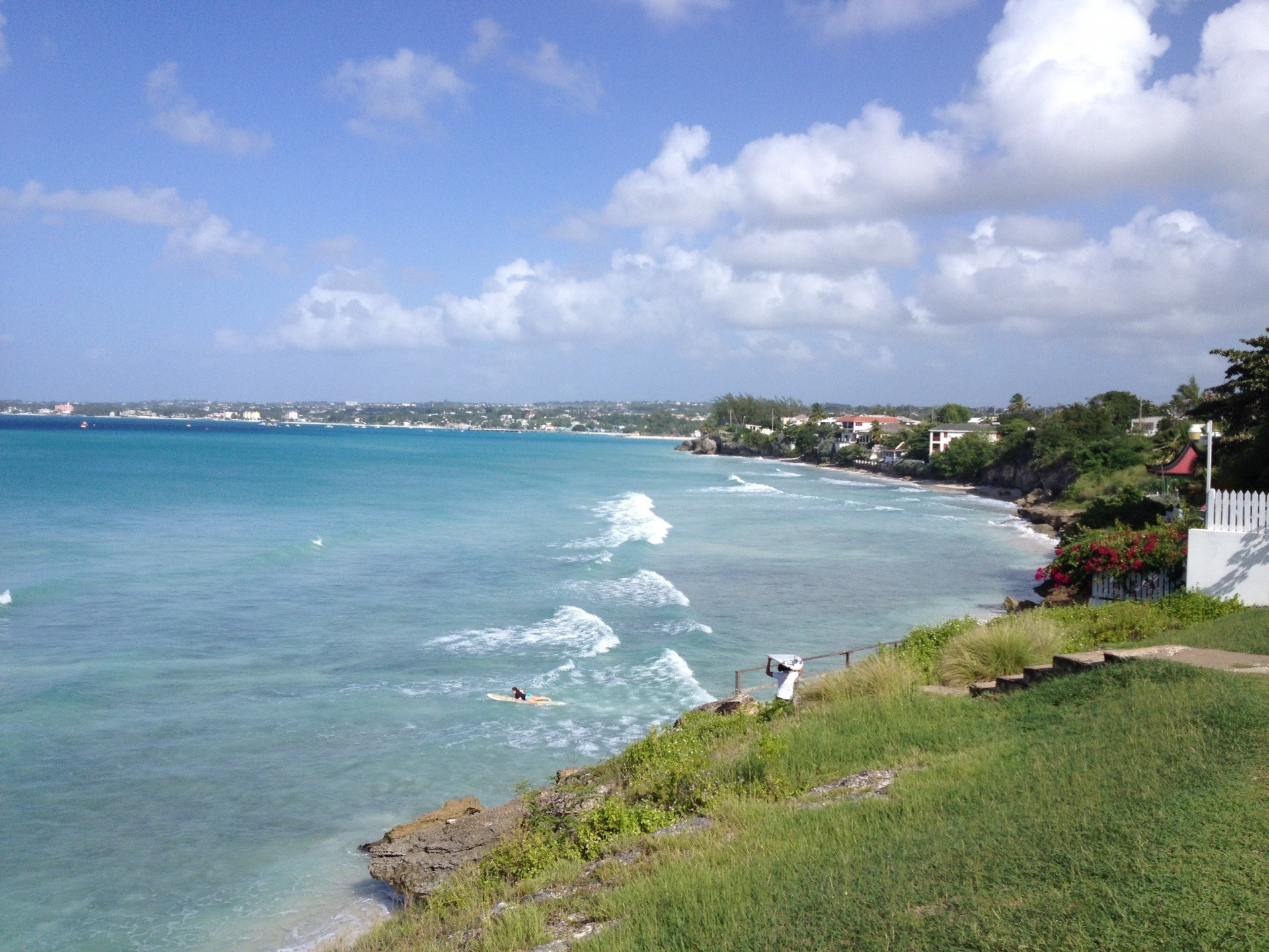 Ride The Tide Surf School Barbados's photo of Freights