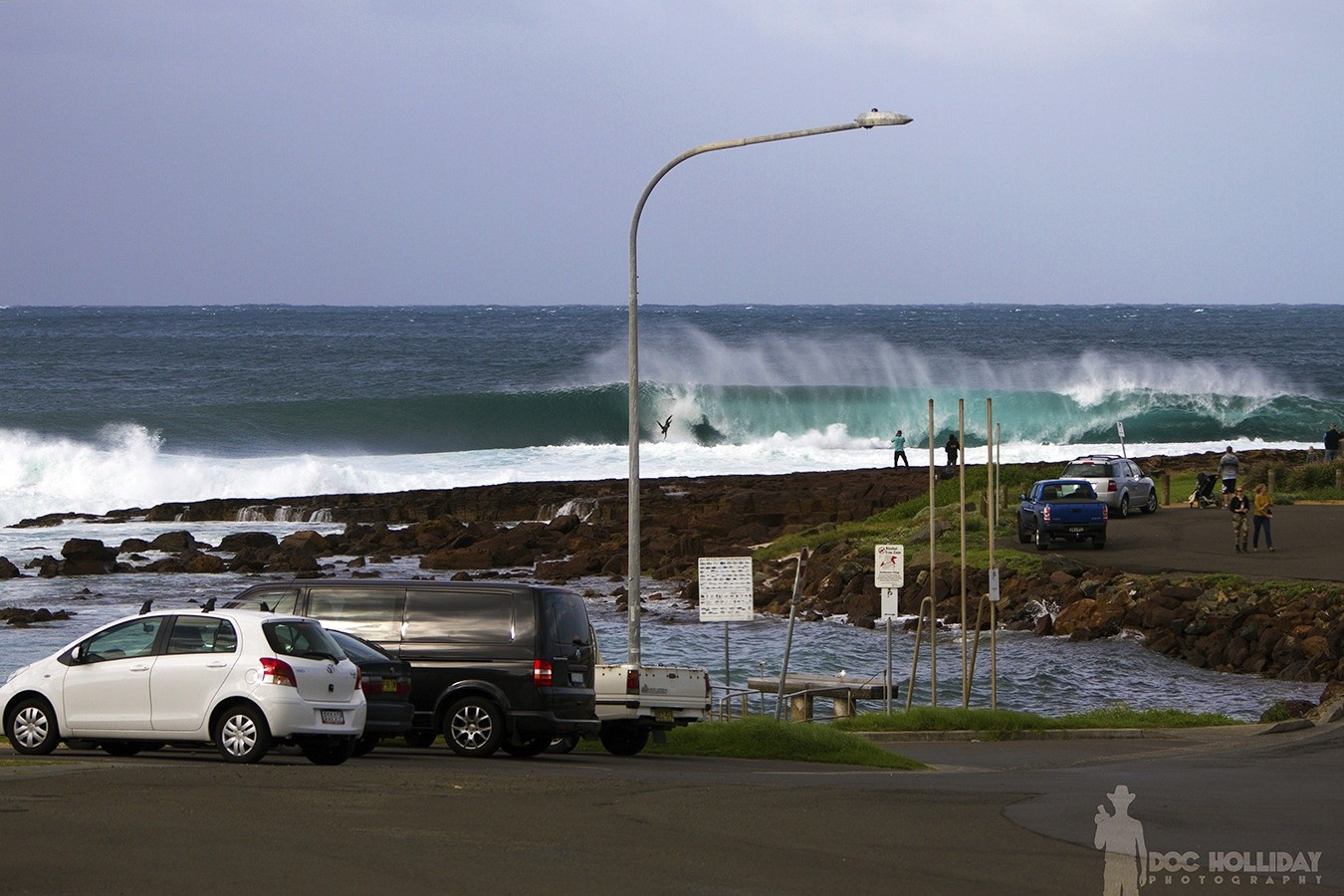 Gus Holliday's photo of Wollongong