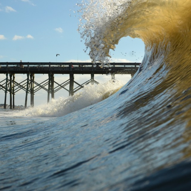 Photo of Folly Beach Pier