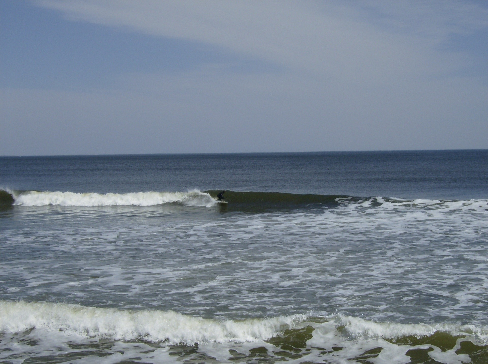 n.e. surfer's photo of The Wall