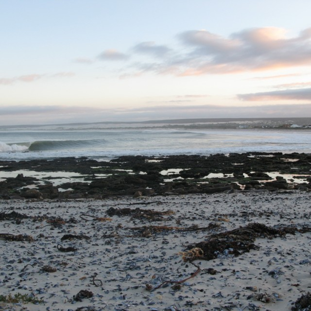 Magicseaweed Photo of the Day of Eland's bay