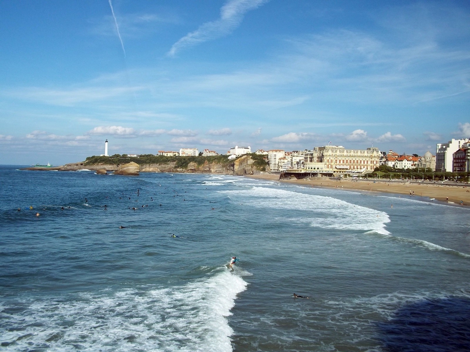 A.Basurto's photo of Biarritz Grande Plage