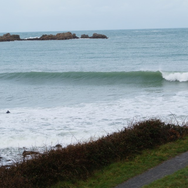 Photo of L'Ancresse Bay - Guernsey
