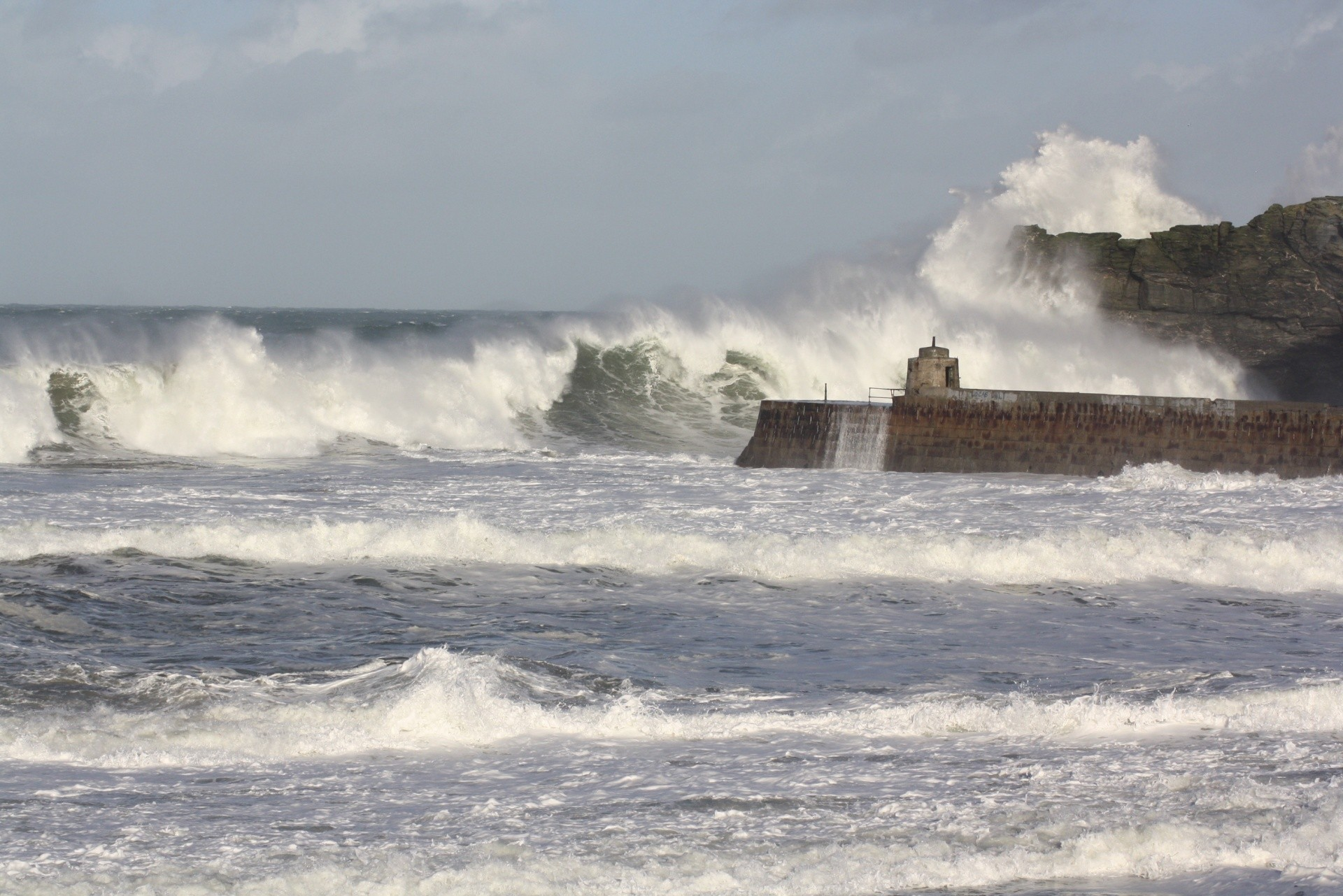brayer's photo of Portreath - Beach