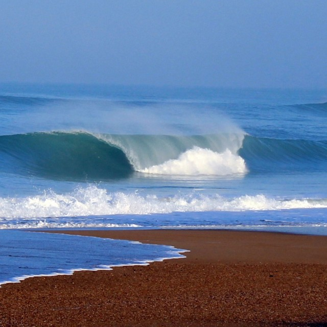 Magicseaweed Photo of the Day of Hossegor (La Graviere)