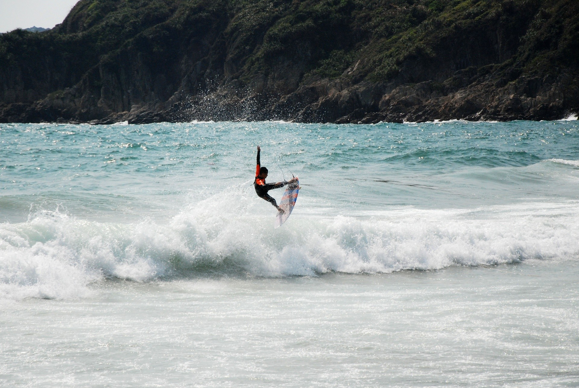 seasalt rider's photo of Big Wave Bay HK