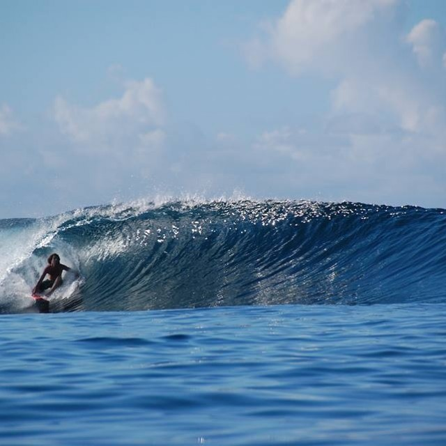 Magicseaweed Photo of the Day of Salailua