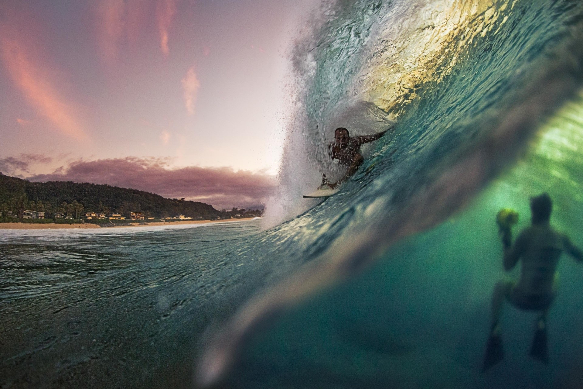 Ernesto Borges's photo of Pipeline & Backdoor
