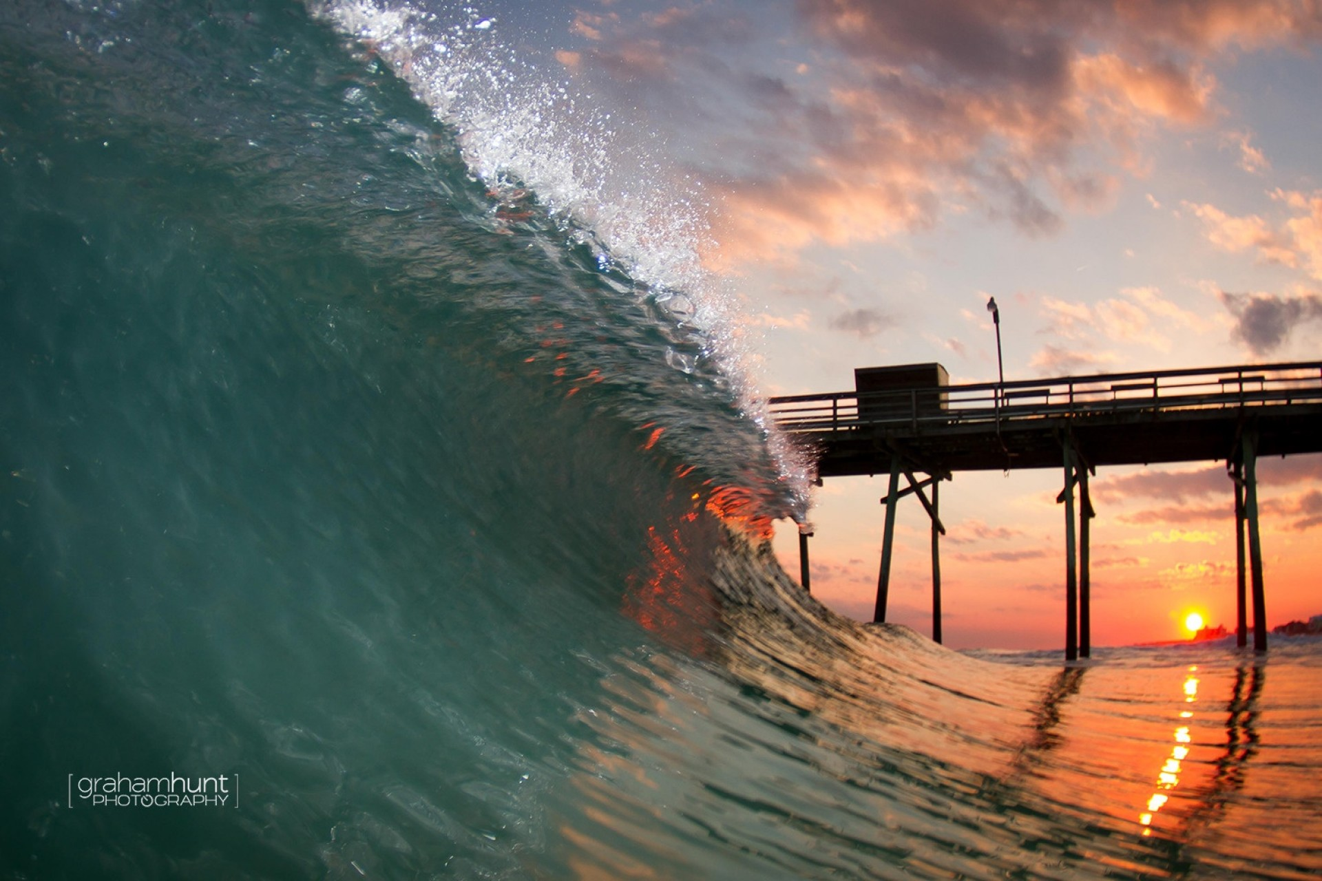 Graham Hunt Photography's photo of Bogue Pier