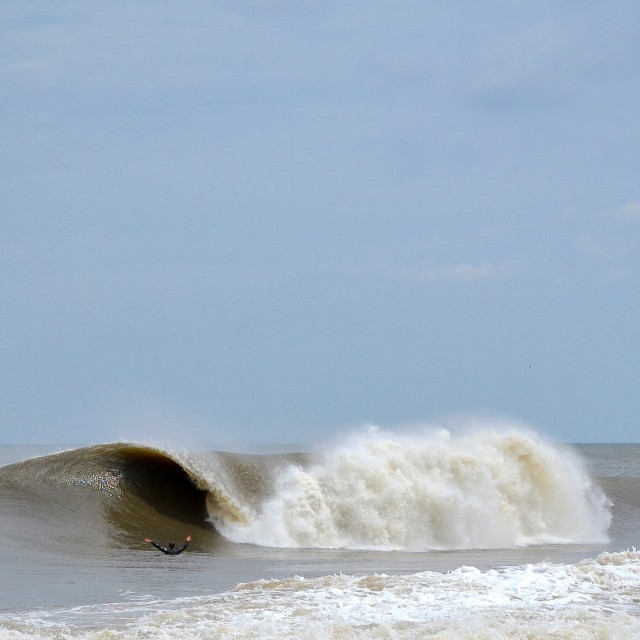 Magicseaweed Photo of the Day of Ocean City, MD