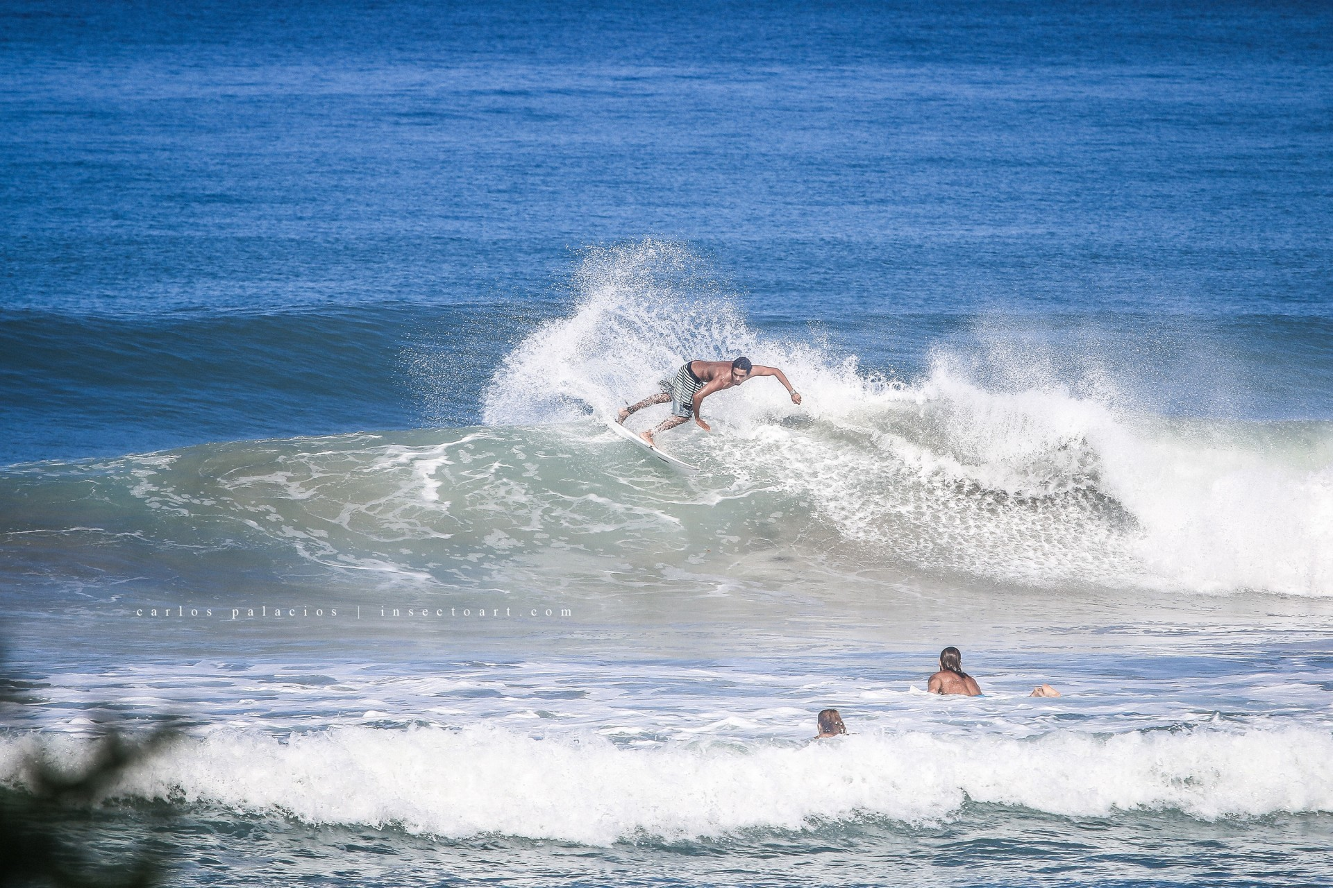 CARLOS PALACIOS SURF PHOTOGRAPHY's photo of Playa Santa Teresa