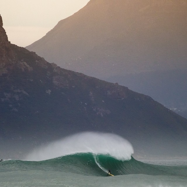Magicseaweed Photo of the Day of Kommetjie