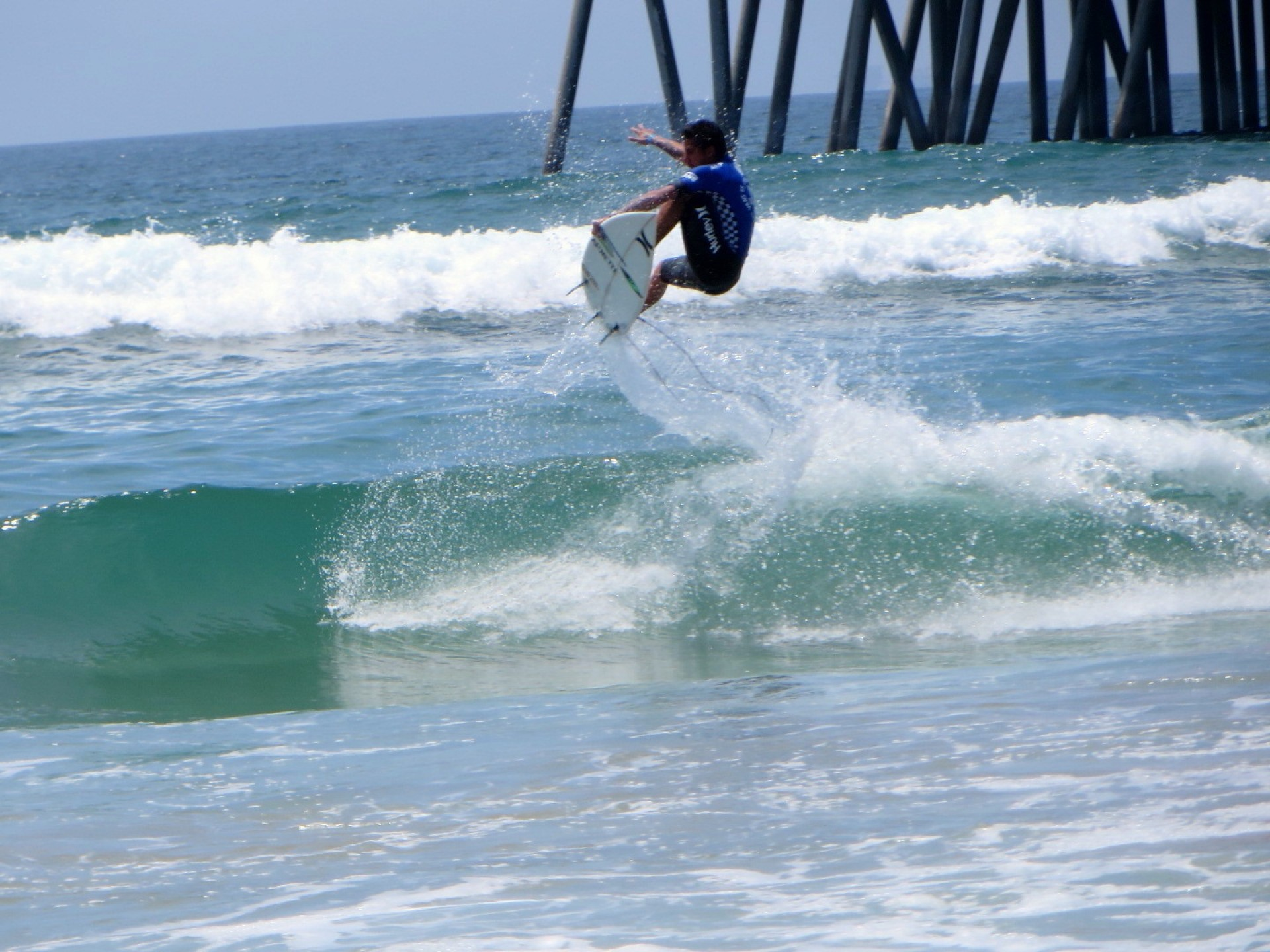 Mike Fink's photo of Huntington Pier
