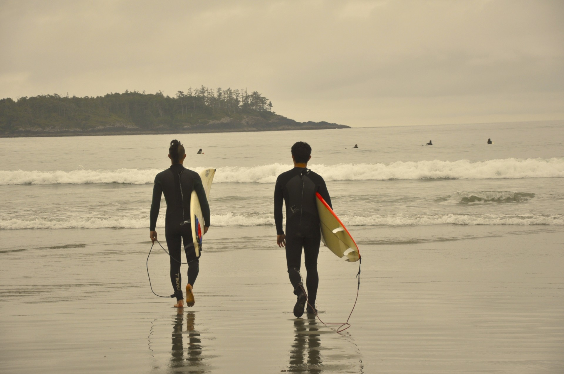 nigelb's photo of Tofino (Chesterman Beach)