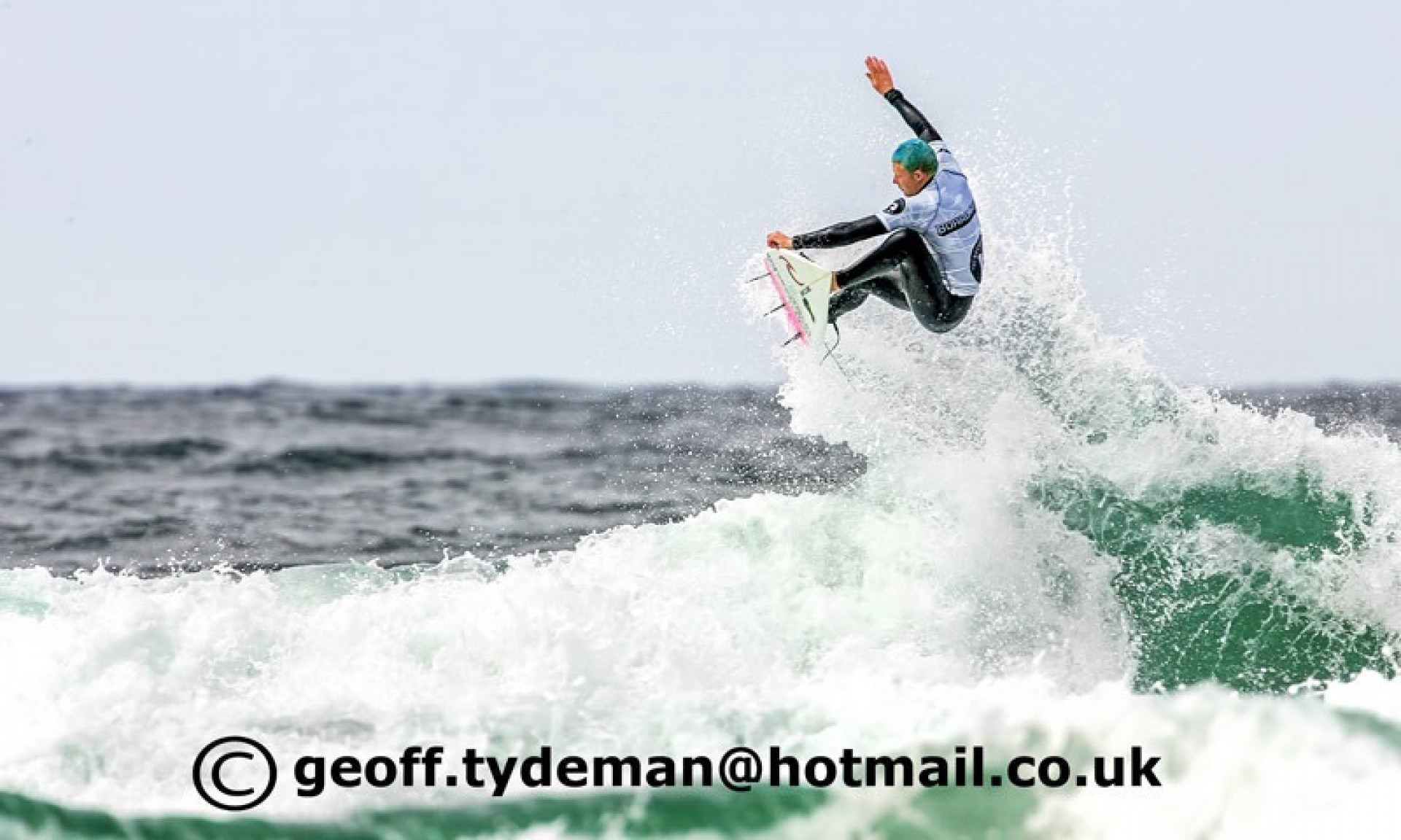 Geoff Tydeman's photo of Newquay - Fistral North