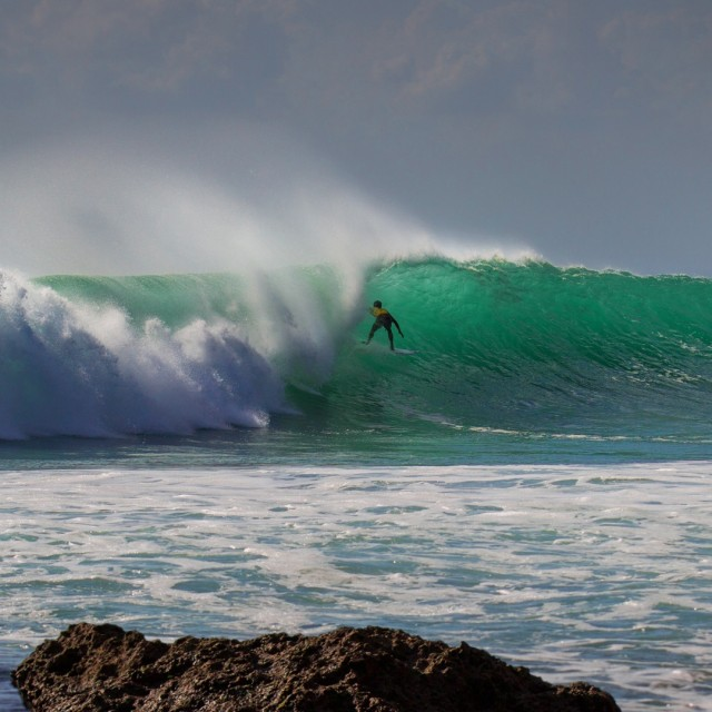 Magicseaweed Photo of the Day of Padang Padang