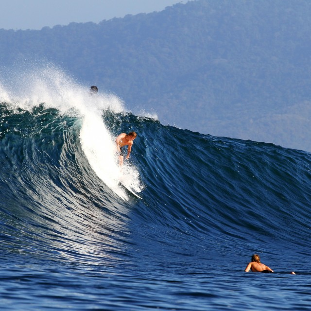 Magicseaweed Photo of the Day of Lakey Peak