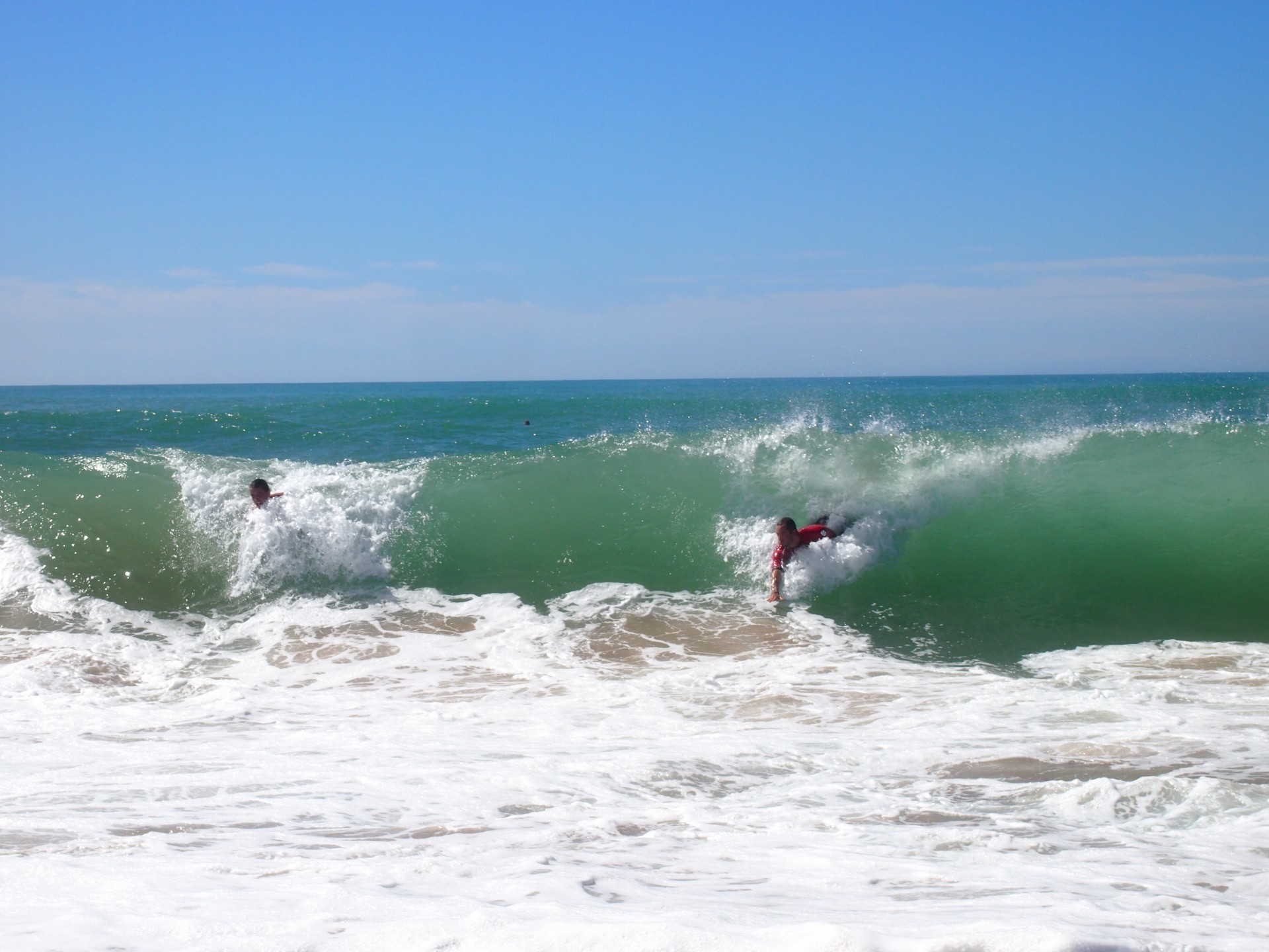 Sam Osmond's photo of Biarritz Grande Plage