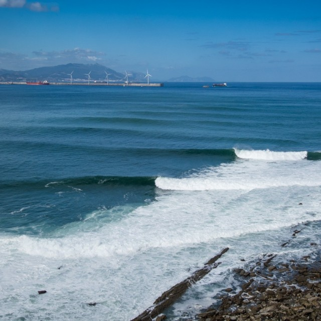 Magicseaweed Photo of the Day of Punta Galea