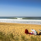 Magicseaweed Photo of the Day of Les Conches/Bud Bud