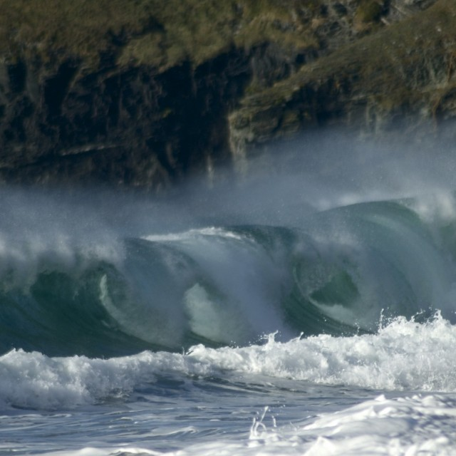 Photo of Trebarwith strand