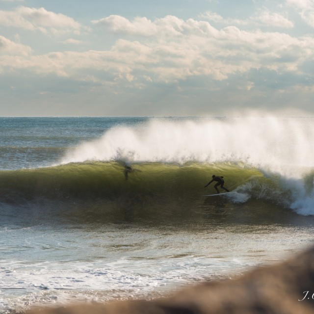 Magicseaweed Photo of the Day of Monahan's Dock