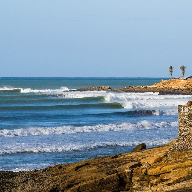 Magicseaweed Photo of the Day of Anchor Point