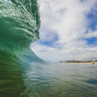 Magicseaweed Photo of the Day of Warner Beach