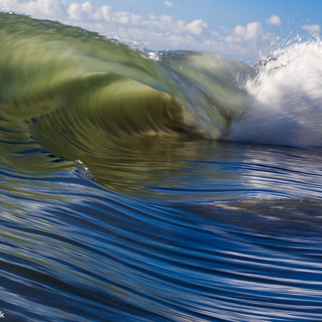 Magicseaweed Photo of the Day of Whitsand Bay