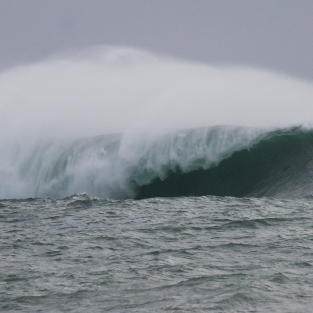 Magicseaweed Photo of the Day of Nova Scotia Hurricane