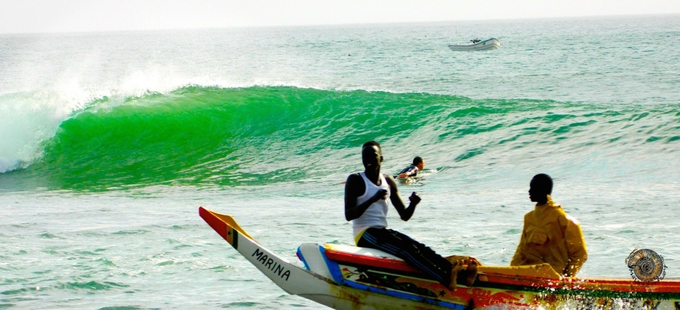 Malika Surf Camp - Senegal's photo of Ouakam