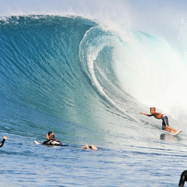 Magicseaweed Photo of the Day of Periscopes