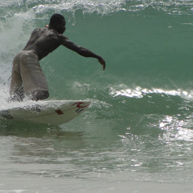 Photo of Busua Beach