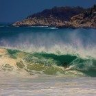 Magicseaweed Photo of the Day of Puerto Escondido