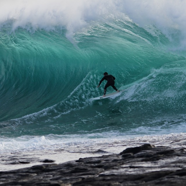 Magicseaweed Photo of the Day of Seven Mile Beach