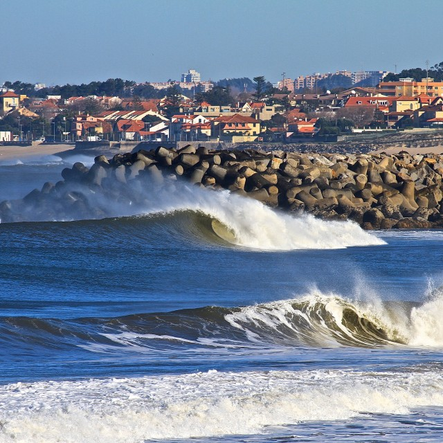 Magicseaweed Photo of the Day of Espinho
